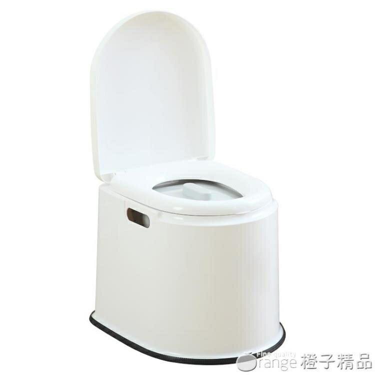 可行動孕婦馬桶老人坐便器家用尿盆便攜式臥室痰盂成人尿捅大便椅 全館免運