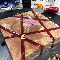 彌月禮盒推薦《GODIVA巧克力乳酪蛋糕 》部落客美食、團購、彌月、生日禮首選★巧克力界的勞斯萊斯【巧遇】約7吋,重量520g