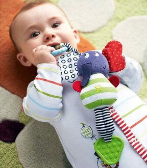 *孕味十足。孕婦裝*【CLH1224】可愛小象嬰兒車床掛(隨機出貨)
