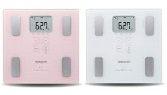 OMRON歐姆龍體脂肪機 HBF-217,限量加贈歐姆龍運動毛巾