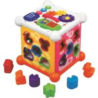 積木玩具推薦到Toyroyal樂雅 音樂六面盒 TF767★衛立兒生活館★就在衛立兒生活館推薦積木玩具