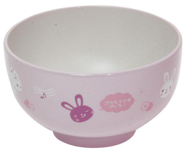卡哇依微波子供碗-兔子