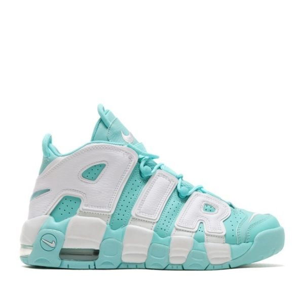 【蟹老闆】Nike Air More Uptempo Pippen 大AIR 蒂芬妮綠 女鞋