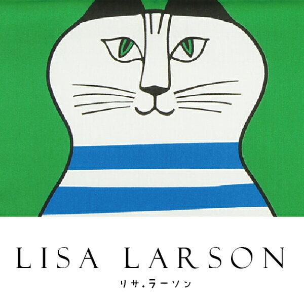 沙克思:【沙克思】LisaLarson顛倒明米貓女手帕特性:100%純棉編製.觸感柔細.吸水性優(Lisa&JohannaLarsonMikeyMiaCatHedgehogLion日本製手帕)