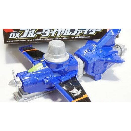 【預購】日本進口最新!快盜戰隊 魯邦連者 VS 警察戰隊 DX 藍轉盤戰機【星野日本玩具】