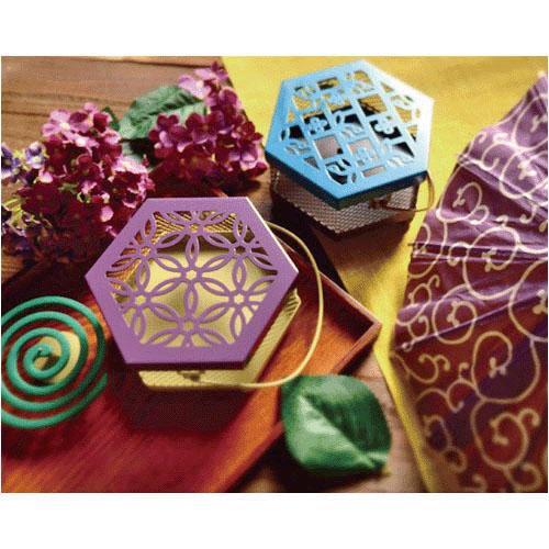 (出清不挑色)日本 江戶小紋 日式和風雕花造型 蚊香架 蚊香座 擺飾*夏日微風*