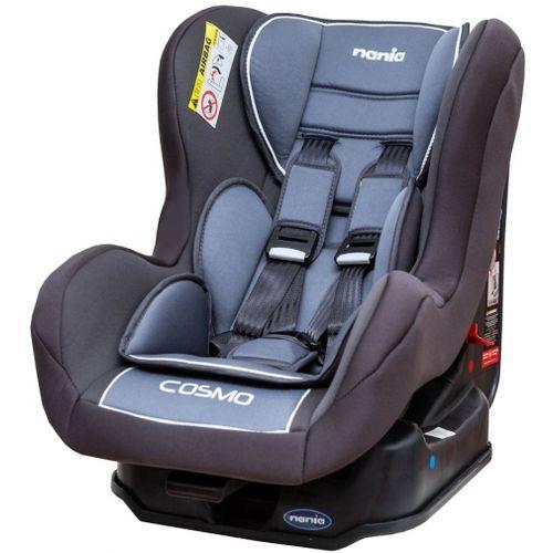 NANIA 納尼亞0-4歲安全汽座(素黑色)(安全座椅)FB00385 #07030684★衛立兒生活館★