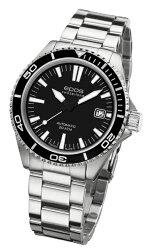 epos 愛寶時 3438.131.20.15.30 活力潛水機械腕錶/黑面41mm