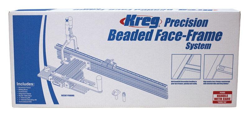 JEJCO: Kreg Tool 30.63 in. L x 13.00 in. W Steel Beaded Face-Frame ...