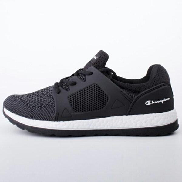 《限時特價799元》Shoestw【732220111】Champion Athletic 休閒鞋 襪套 黑灰 網布 女款 情侶鞋 0