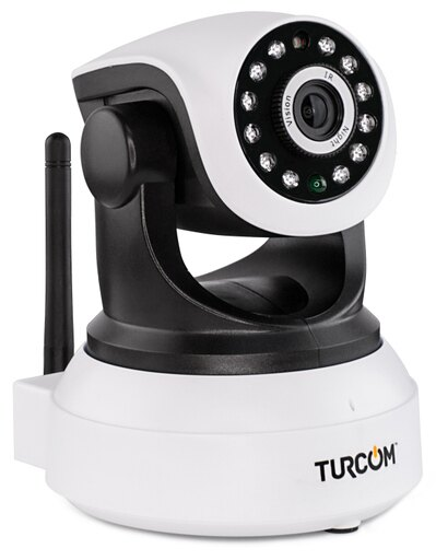 Turcom IP Camera Baby Monitor, Night Vision, HD, Two Way Audio, WiFi Wireless Security, Connects to Tablets and iPhone or Android Phones 99bde70c994a3ea120a3419d5f5330b6