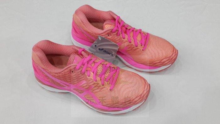 元禾〉ASICS 女慢跑鞋 GEL-NIMBUS 18 T650N-7620