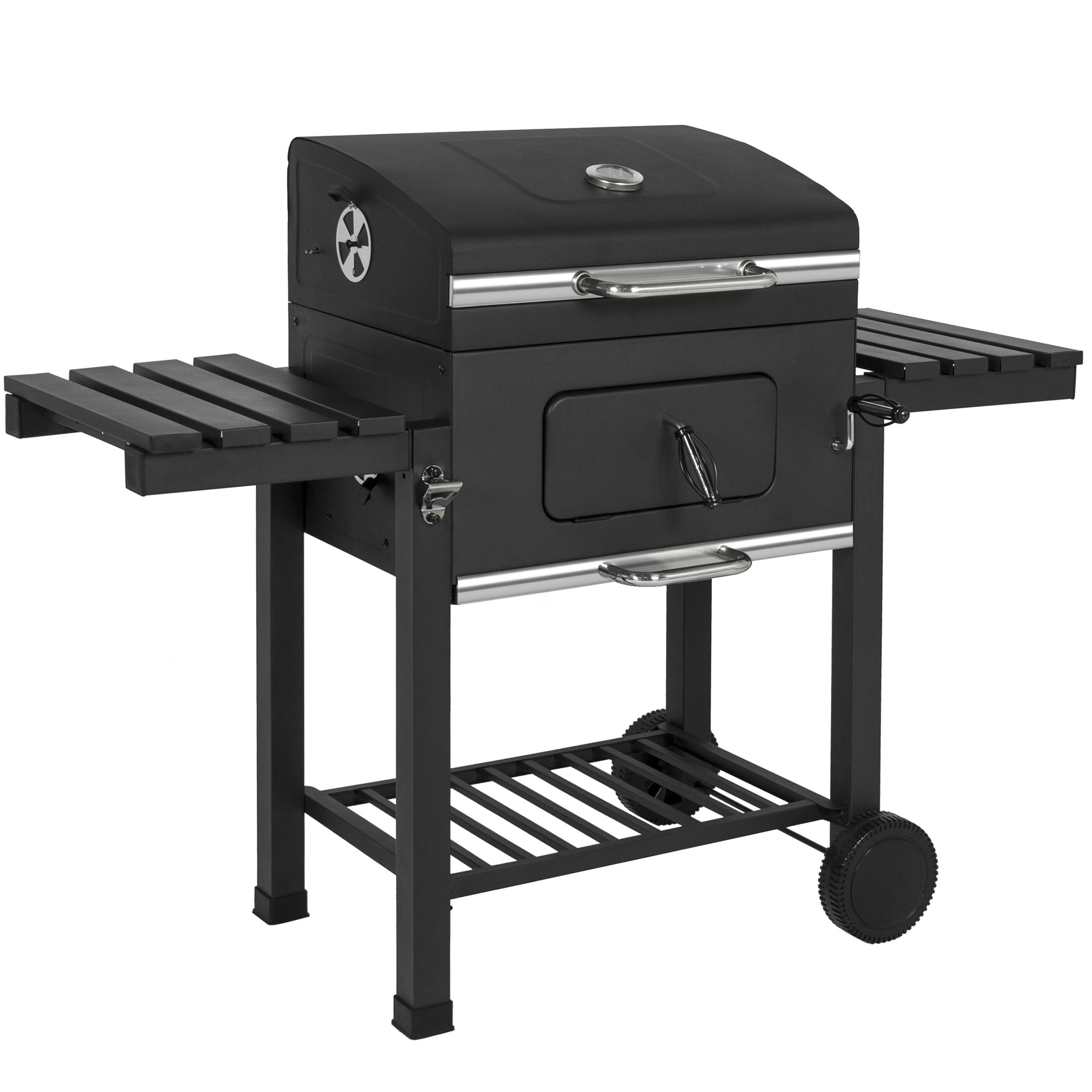 Best Choice Products Outdoor Backyard Premium Barbecue Charcoal Bbq Grill Black 0