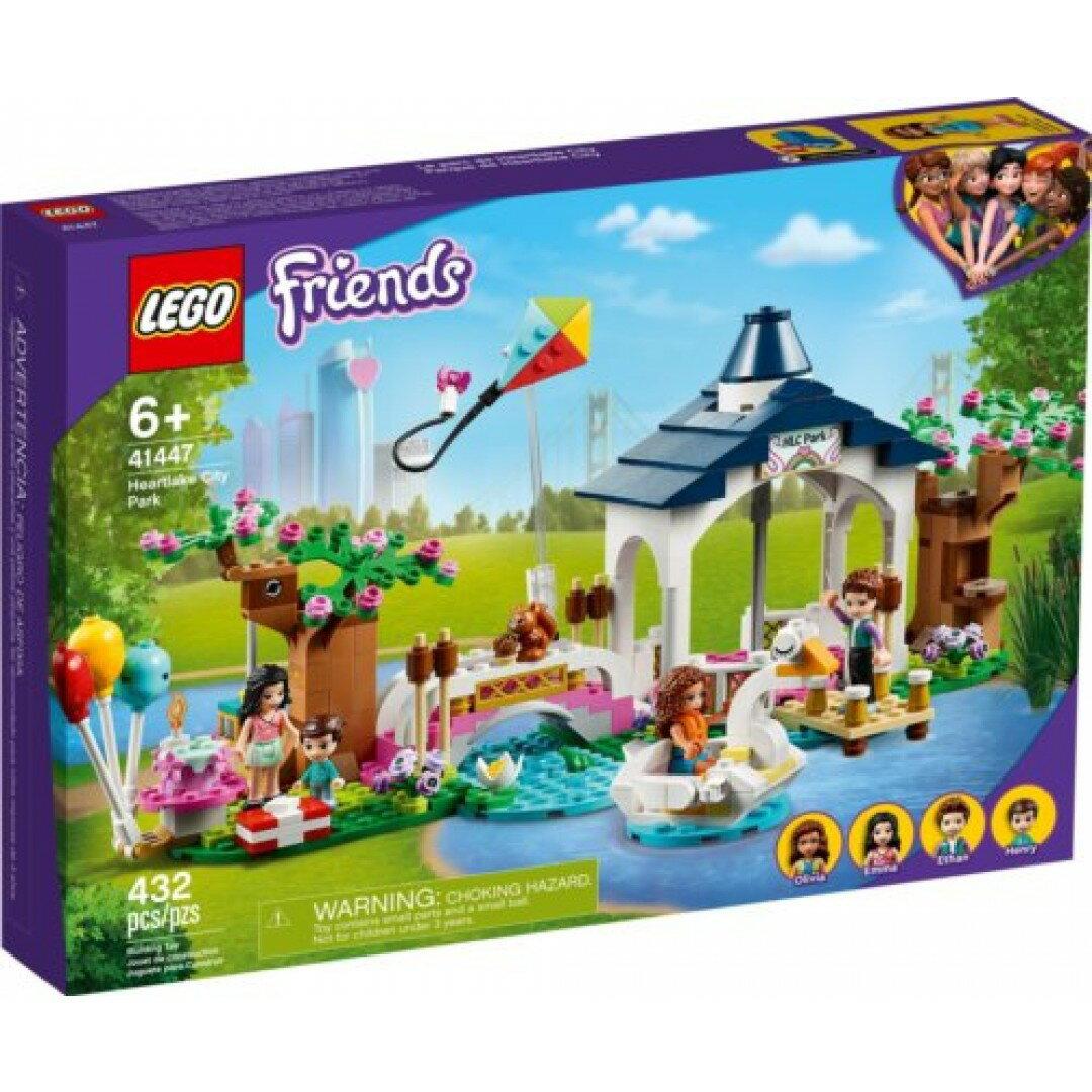 樂高LEGO 41447 Friends 姊妹淘系列 -  心湖城公園