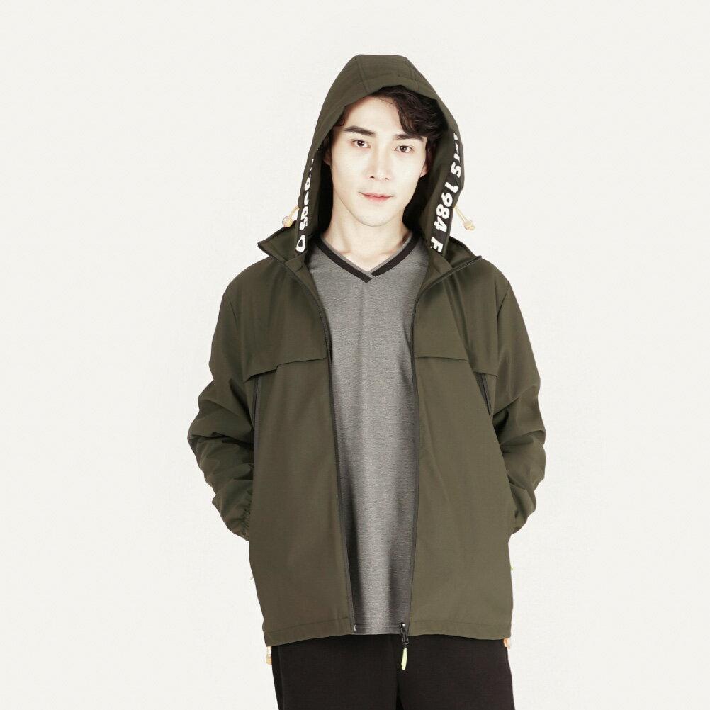 【FANTINO】外套(男)-墨綠 945343 0