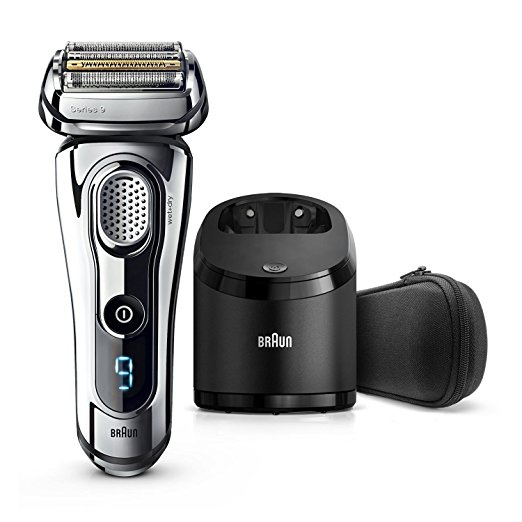BRAUN Series 9 9295cc Wet & Dry Men's Electric Shaver 0