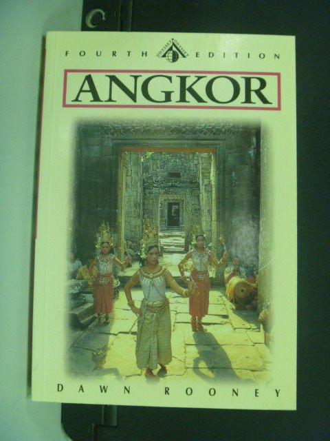 【書寶二手書T9/旅遊_MLG】Angkor: An Introduction to the Temples