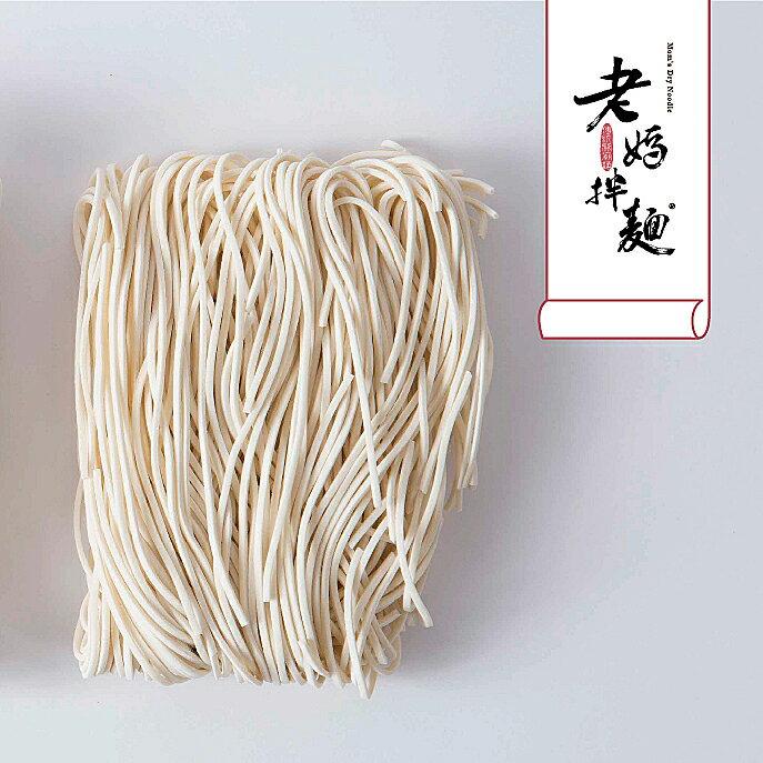 【老媽拌麵】傳統關廟麵★ 0