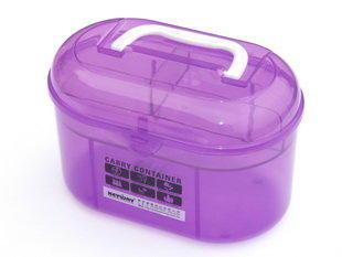 【八八八】e網購~聯府 得意橢圓型置物箱(雙層) TL40 文具箱 手提箱 小物箱 收納箱 整理箱 文具盒 化妝箱