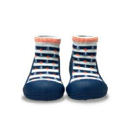 【悅兒樂婦幼用品舘】韓國Attipas快樂腳襪型學步鞋-AM03-神射手(M/L/XL)