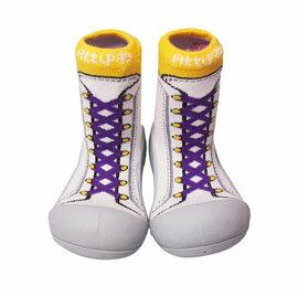 【悅兒園婦幼生活館】韓國Attipas快樂腳襪型學步鞋-AZ01-運動黃(M/L/XL)