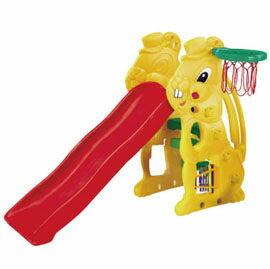【悅兒樂婦幼用品?】CHING-CHING 親親 SL-07 小白兔溜滑梯