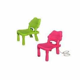 悅兒園婦幼生活館:CHING-CHING親親HC-03好娃椅(綠粉)【悅兒園婦幼生活館】