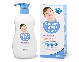 【悅兒樂婦幼用品舘】親貝比嬰幼兒溫和泡泡浴露(400ml)