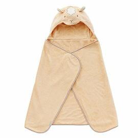 悅兒園婦幼生活館:【悅兒樂婦幼用品舘】奇哥吸濕速乾造型浴袍巾-米色小羊