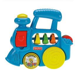 【悅兒樂婦幼用品?】Fisher-Price 費雪 寶寶遊戲互動場景(小車/小屋)