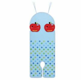 【悅兒樂婦幼用品舘】naforye 拉孚兒【會呼吸】推車‧汽座通用透氣墊-蘋果