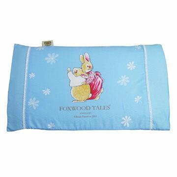 FoxwoodTales狐狸村傳奇 彈力舒壓透氣趴睡枕(藍)【悅兒園婦幼生活館】