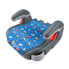 GRACO Compact Junior幼兒成長型輔助汽車安全座椅-卡通車【悅兒園婦幼生活館】