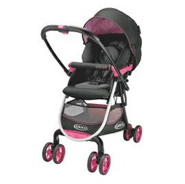【悅兒樂婦幼用品?】GRACO 購物型雙向嬰幼兒手推車 城市商旅CITIACE-粉紅仙子