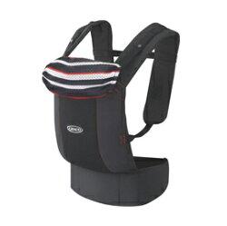 GRACO 嬰幼兒腰帶型前後式雙向揹巾Roopop-黑彩蝶【悅兒園婦幼生活館】