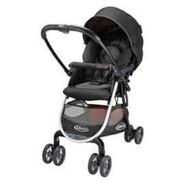 GRACO 購物型雙向嬰幼兒手推車 城市商旅CITIACE-黑金剛【悅兒園婦幼生活館】