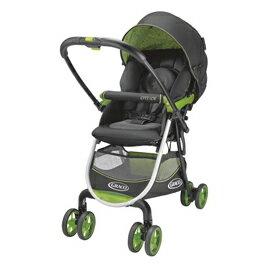 【悅兒樂婦幼用品舘】GRACO 購物型雙向嬰幼兒手推車 城市商旅CITIACE-綠精靈