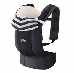 GRACO 新生兒腰帶型4用途外出揹巾 Roopop Zero-月城堡【悅兒園婦幼生活館】