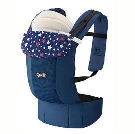 GRACO 新生兒腰帶型4用途外出揹巾 Roopop Zero-滿天星【悅兒園婦幼生活館】
