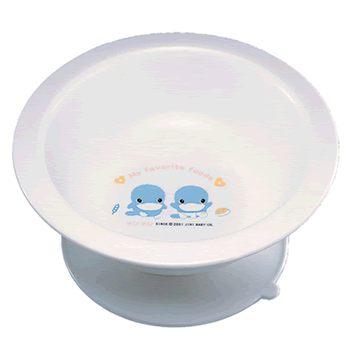 【悅兒樂婦幼用品舘】KU KU 酷咕鴨 寶寶吸盤練習碗