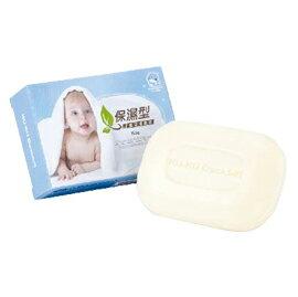 【悅兒樂婦幼用品舘】KU KU 酷咕鴨 濕型嬰兒潔膚皂80g