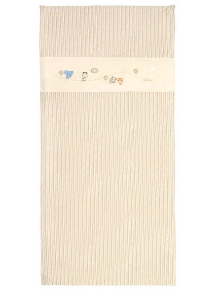 【悅兒樂婦幼用品?】nac nac 有機棉系列 3D透氣舒眠床墊