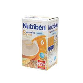 ~悅兒樂婦幼用品舘~Nutriben 貝康8種穀類強鈣麥精600g