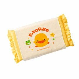 【悅兒樂婦幼用品舘】Piyo 黃色小鴨 嬰兒天然乳膠枕