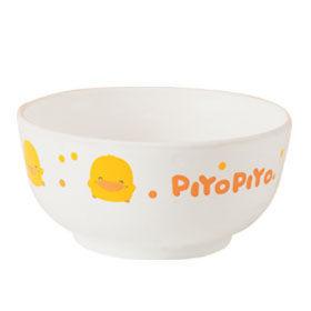 【悅兒樂婦幼用品舘】Piyo 黃色小鴨 圓碗(微波爐專用) - 限時優惠好康折扣