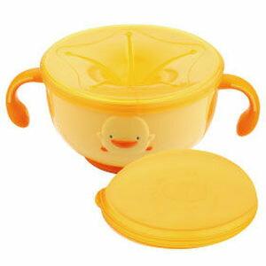 【悅兒樂婦幼用品舘】Piyo 黃色小鴨 防滑不易漏零食碗 - 限時優惠好康折扣