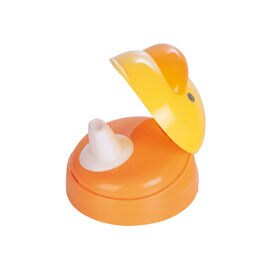 【悅兒樂婦幼用品舘】Piyo 黃色小鴨 四階段訓練杯STEP-2(鴨嘴型上蓋) - 限時優惠好康折扣