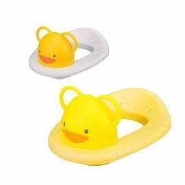 【悅兒樂婦幼用品舘】Piyo 黃色小鴨 造型馬桶輔助便器