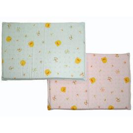 【悅兒樂婦幼用品舘】Piyo 黃色小鴨 嬰幼兒健康乳膠枕+枕套1入 - 限時優惠好康折扣