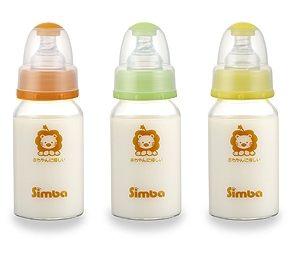 【悅兒樂婦幼用品?】小獅王 辛巴超輕鑽標準玻璃小奶瓶120ml